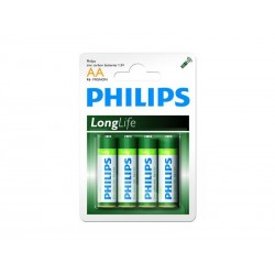 Piles LR06  PHILIPS AA
